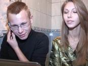 Fellow Sells His Sweet-looking Teen Girlfriend To One Handsome Stranger For Some Cash.